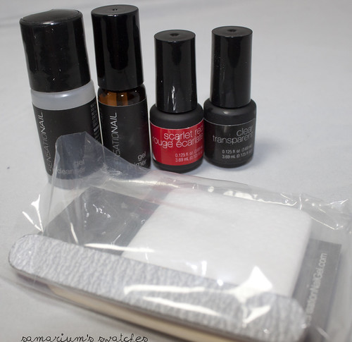 Sensationail Gel Starter Kit (13)