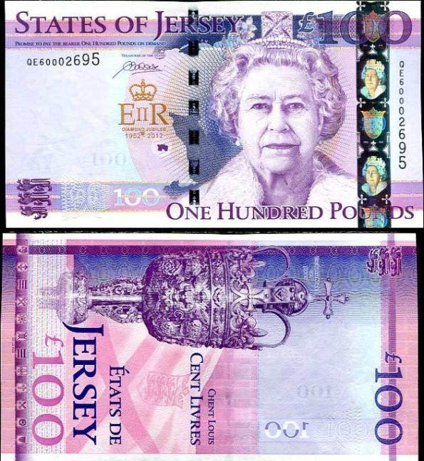 *100 Libier Jersey 2012, jubileum