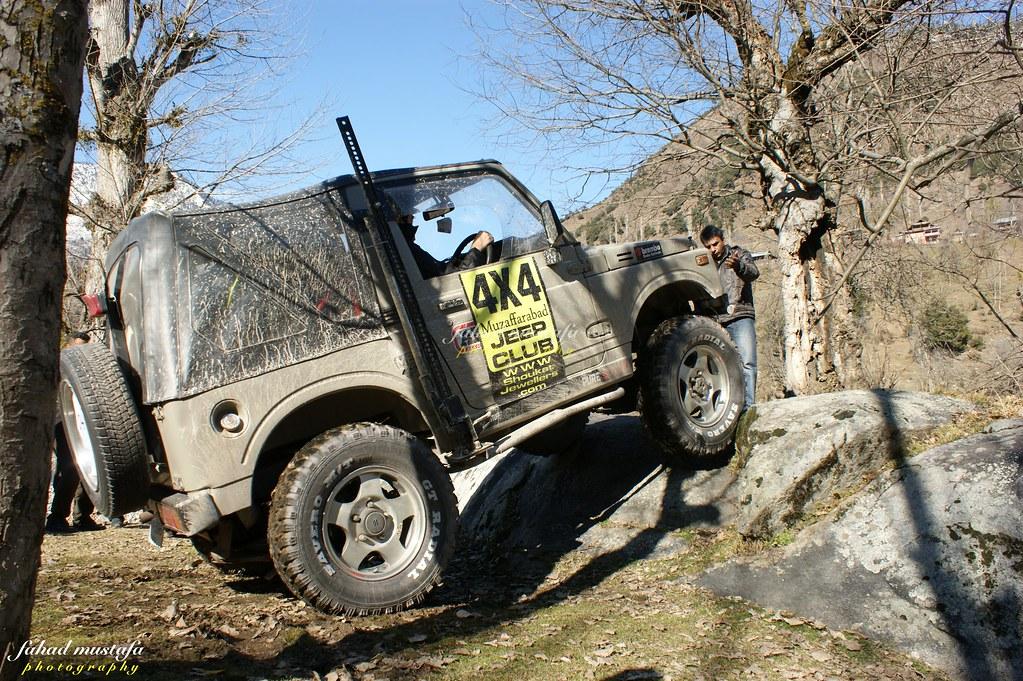 Muzaffarabad Jeep Club Neelum Snow Cross - 8468216049 de9bf916e5 b