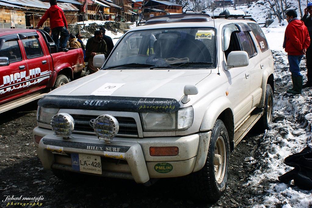 Muzaffarabad Jeep Club Neelum Snow Cross - 8471869624 bd228eb3bd b