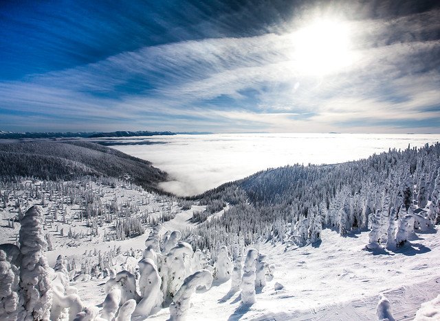 Flathead Valley Inversion
