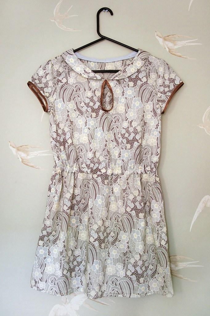 Miss Mozelle dress