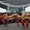 Another #CNY #liondance :D