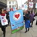 Roses are red, Violets are blue, We need our A&Es kept open by you