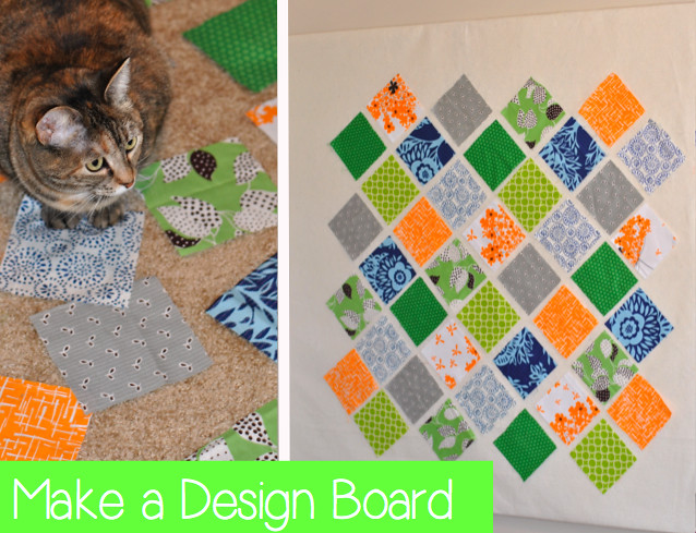 How to Make a Design Board