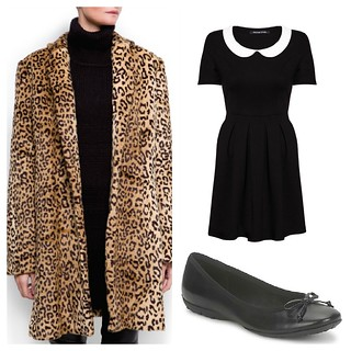 mango coat, peter pan collar