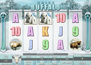 White Buffalo Free Spins