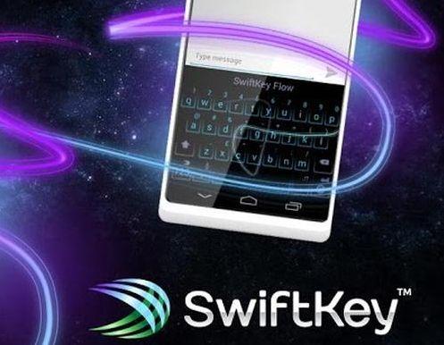 SwiftKey 4 Flow