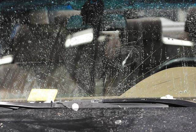 Hail Damage Car Sale Ripoff