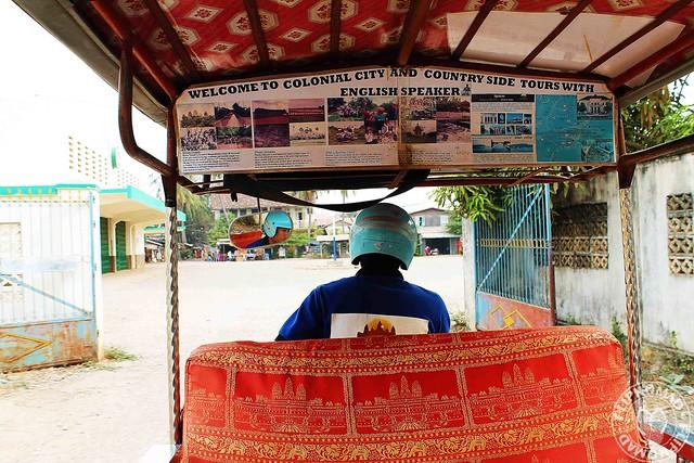 Battambang Train Station