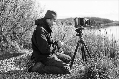 Fellow Filmwaster in action by nigelrumsey