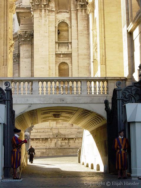 Vatican Gate