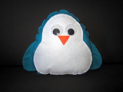 Cojín Pingüino ChikiPol