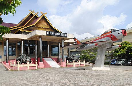 Gedung Juang 45 Riau