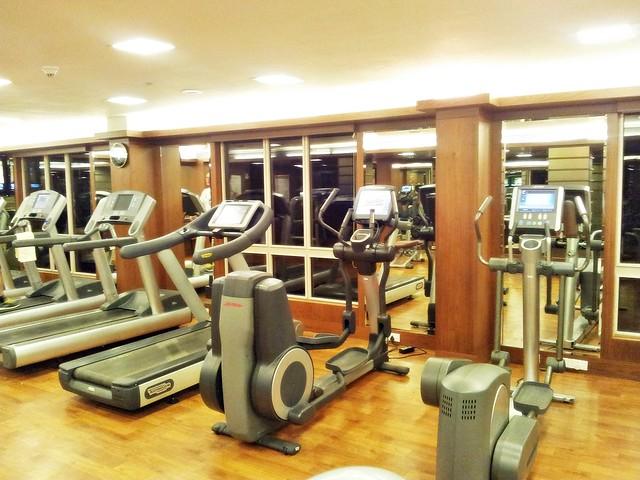 ITC Maratha Hotel 08 - Fitness Centre