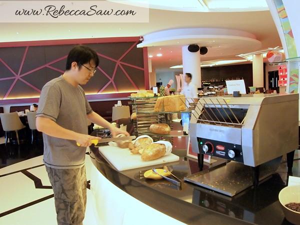 breakfast - Sheraton Bali Kuta FEAST-004