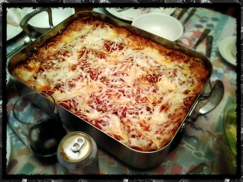Lasagna Dinner (New Pan)