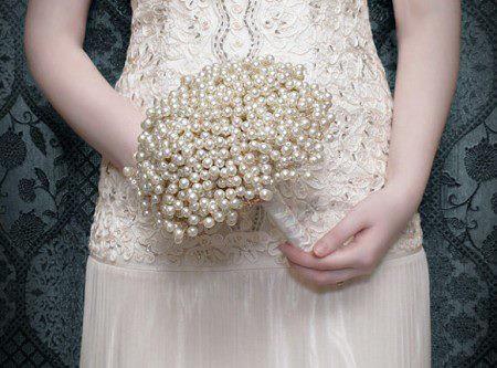 Faça o seu próprio buquê de noiva!! by Verachitta