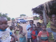 Kanhomba Village in the Santhe Traditional Authority in central Malawi