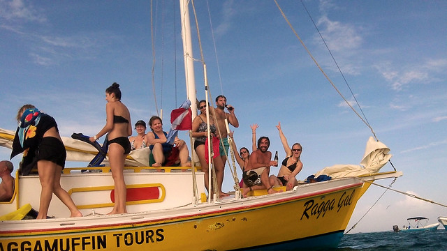 Raggamuffin Tours, Belize