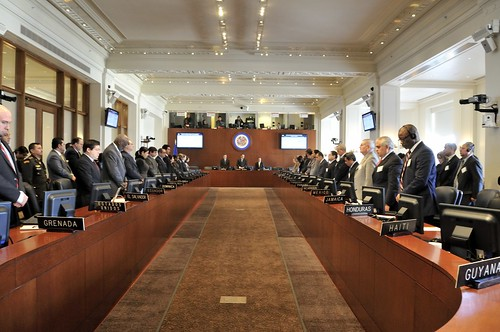 CICTE of the OAS Held Meeting of National Points of Contact