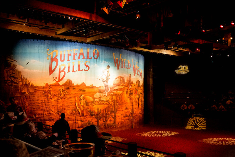 Buffalo Bill's Wild West Dinner Show