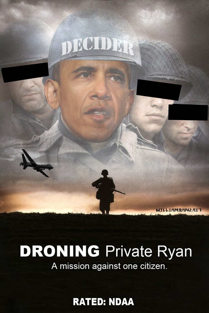 DRONING PRIVATE RYAN