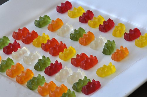 Gummy Bear Patterning