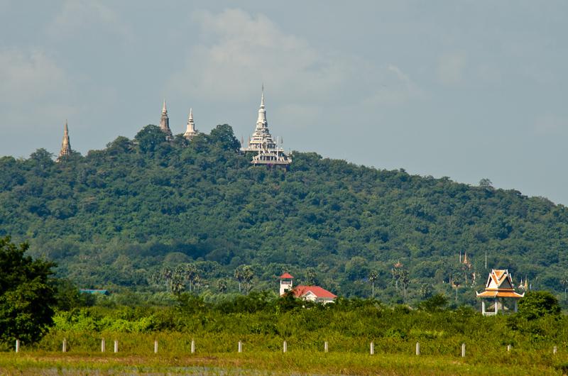 Random Cambodian Temple