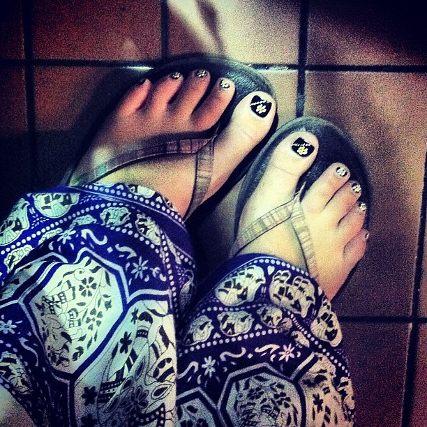 Why pack nail polish when pedicures in Laos cost $2?