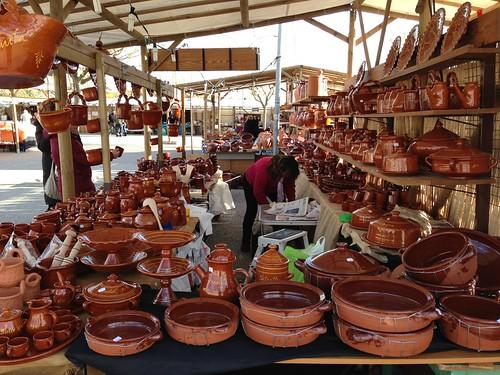 Feria del Fang en Marratxi Mallorca