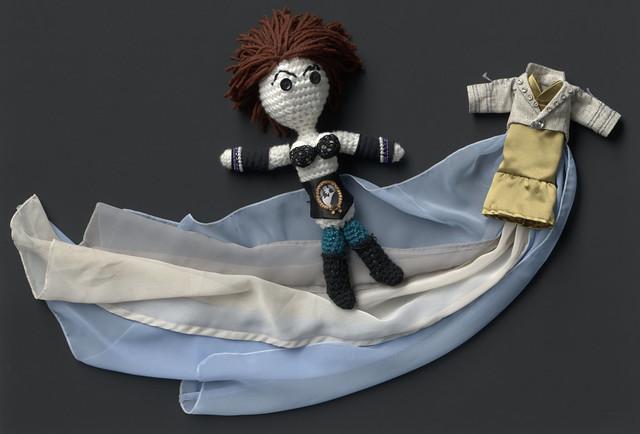 Hi-res Amanda Palmer Doll and Costume
