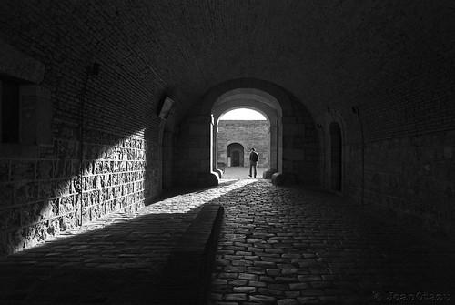 [ Castell de Montjuïc ] by JoanOtazu