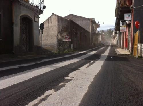 Etna, dopo l'eruzione si contano i danni$