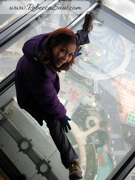 Rebecca saw - shanghai Oriental Pearl TV Tower-001
