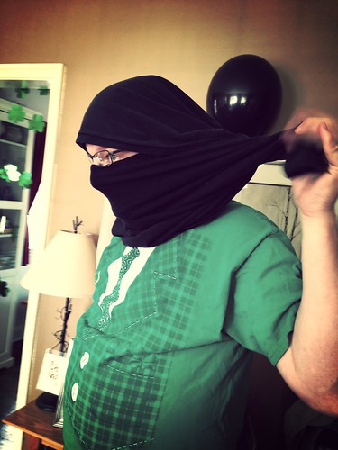 Irish Ninja Master IT Guy