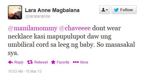Anmum Pregnancy Post Lara Anne
