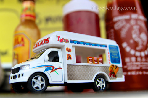 The Pgh Taco Truck Mascot