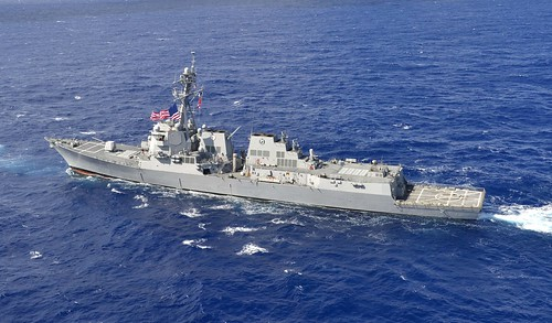 USS William P. Lawrence (ddg110)