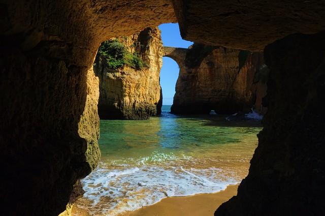 Greetings from Algarve, Portugal