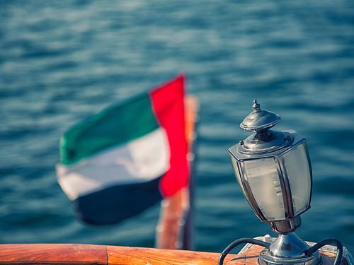 Dalla lanterna sul Dubai Creek #01