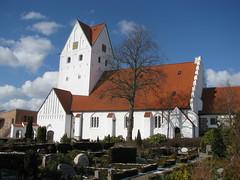 Grindsted Kirke, Denmark
