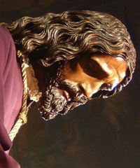 Señor de las Penas de San Roque