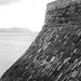 Mullaghmore Harbour WallBW by james.maidment