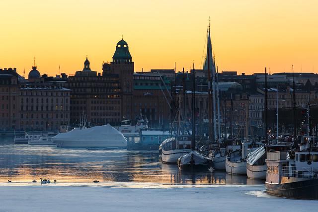 Stockholm, Feb 25, 2013