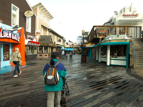 An Empty Pier 39