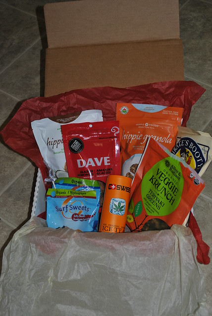 Snackbox Contents