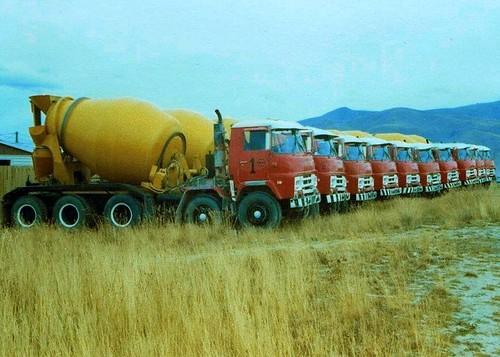 MW Nissan Fleet 1980