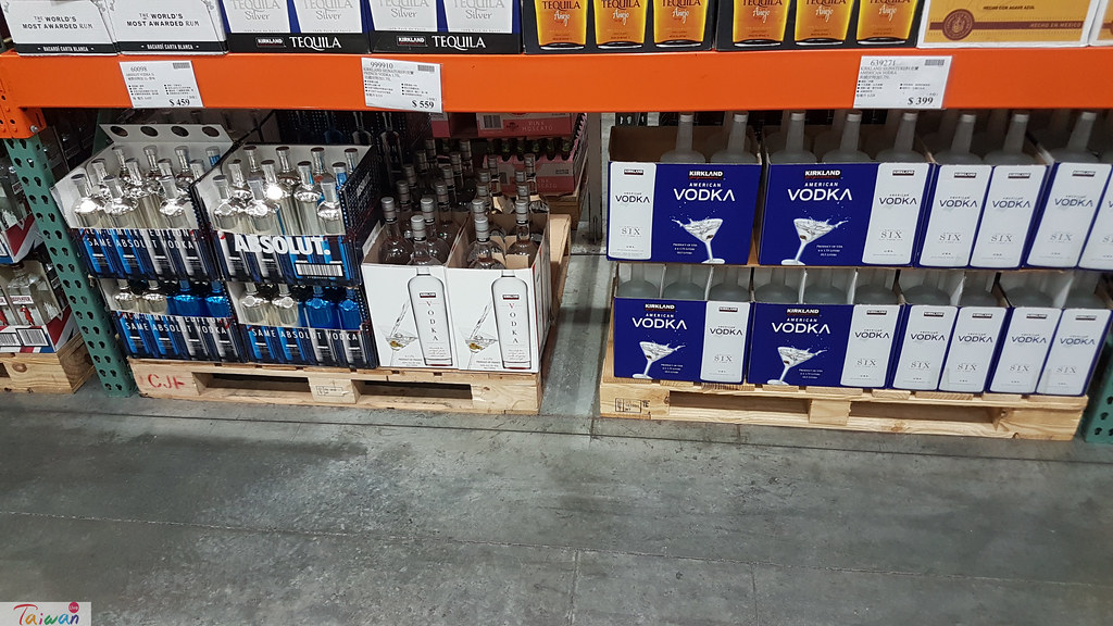 Costco Liquor