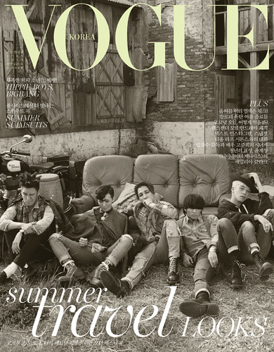 BIGBANG Vogue July 2015 012